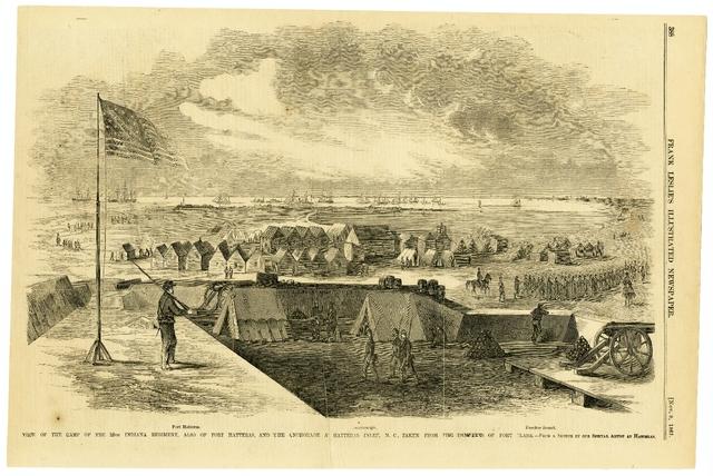 Fort Hatteras, chap 15