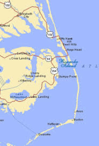Roanoke island, chap 15