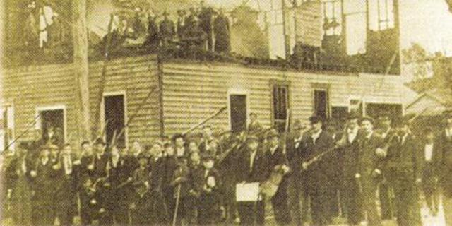 Wilmington Race Riots, chap 18