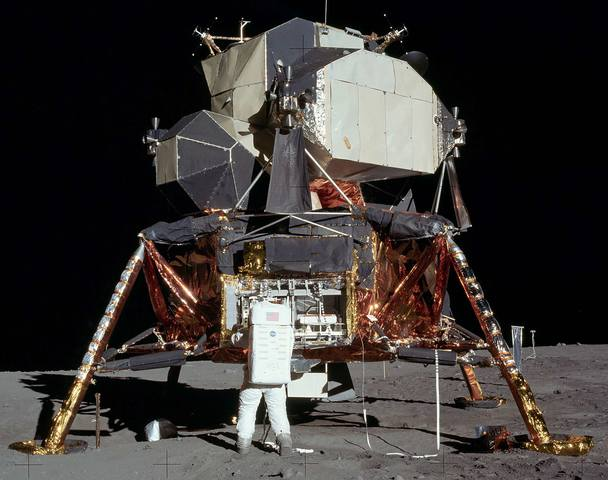 2 moon construction men are sucked into the vacuum of space
