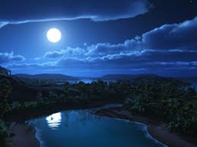 Moon revolts