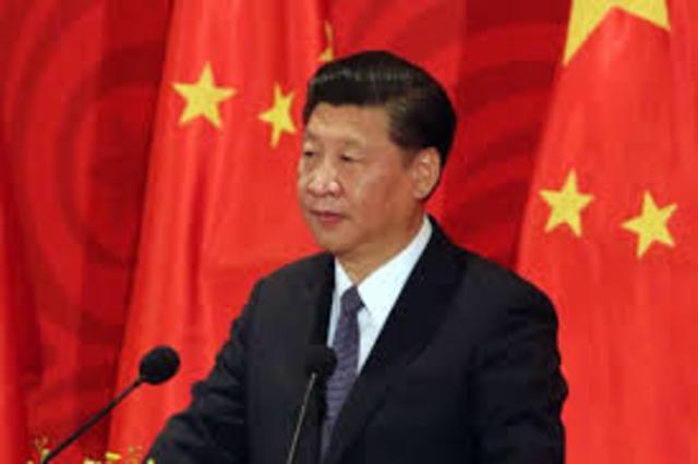 Moon declares war on China