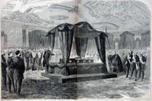 Lincolns Funeral