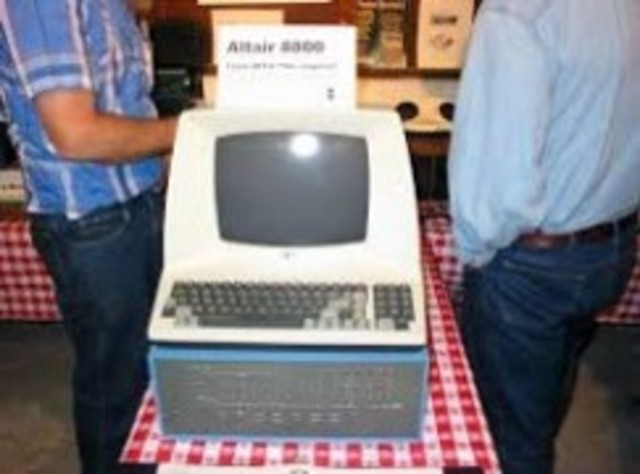 Primer Computador De Escritorio