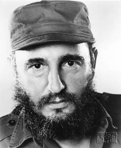 Biogrpahy 2: Fidel Castro