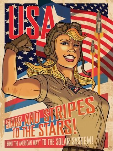 Propaganda for the US