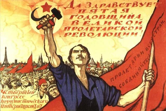 Propaganda for the Soviets