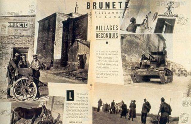 Batalla de Brunete (6-25 julio 1937)
