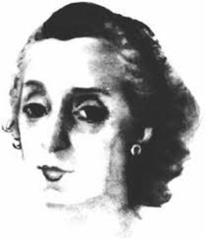1891-1982. Mercedes Rodrigo.