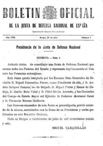 Junta de Burgos