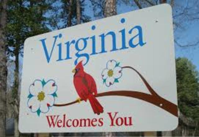 Moverse a Virginia