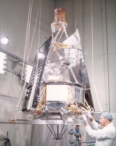 NASA 2nd space probe