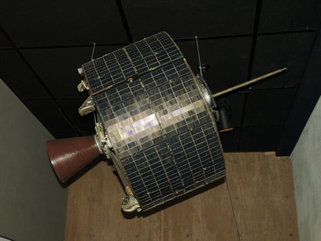 NASA and the satellite