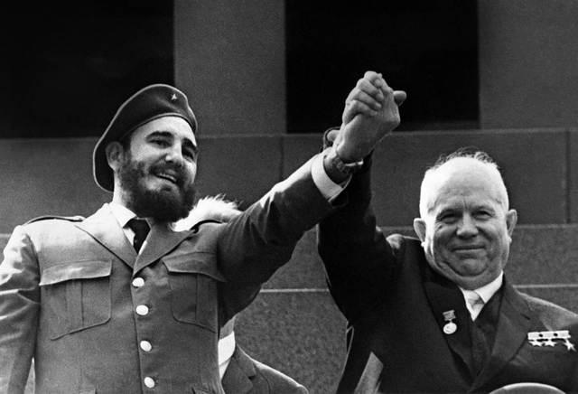 Fidel's little visit