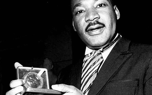 a noble prize for you and a noble prize for Mr. King