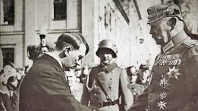 1933 Hitler Becomes Chancellor