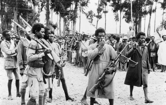 Italy into Ethiopia