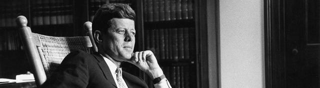 John F Kennedy Biography