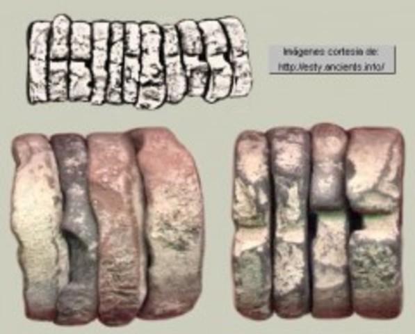 Monedas de arcilla como objetos de cuenta y razón