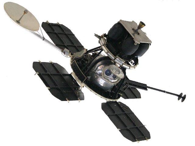 the Lunar Orbiter 3
