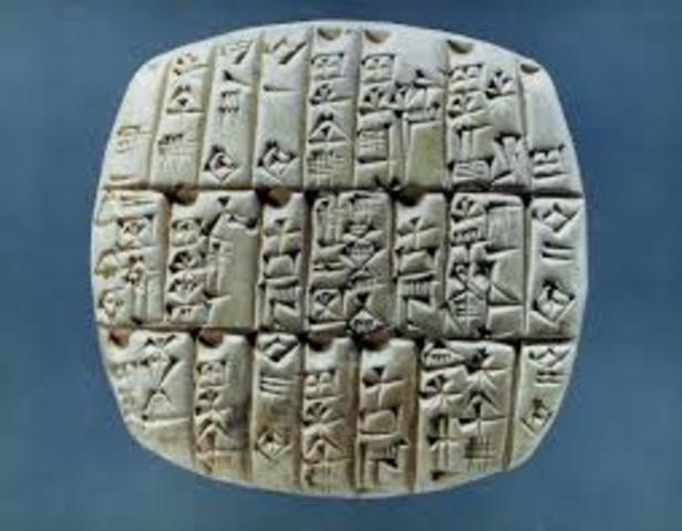 Matemática babilónica