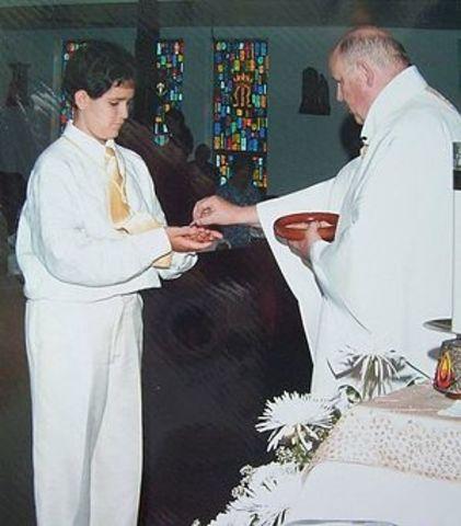 Primera comunion