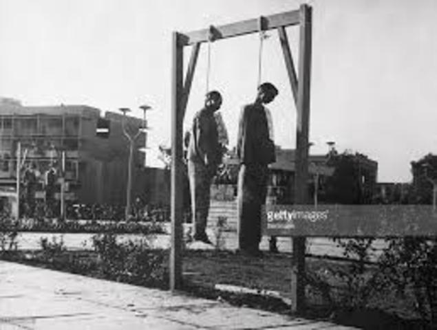 spies sentenced death