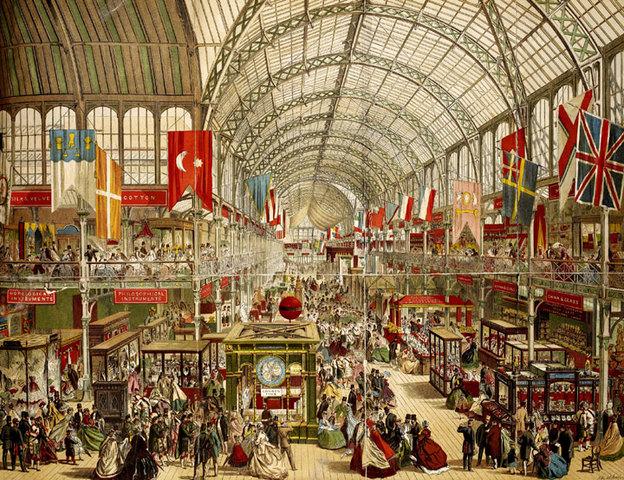 London Expo 1851