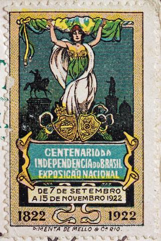 Exposição Internacional do Centenário de Independência