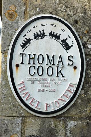 Primeira excursão da empresa Thomas Cook & Son ao RJ