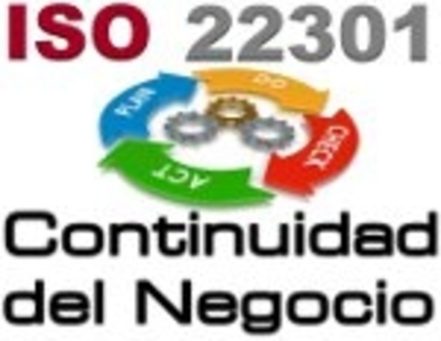 NORMA ISO 22301:2012