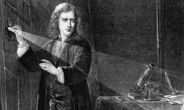 Francesco Maria Grimaldi y la difracción de luz