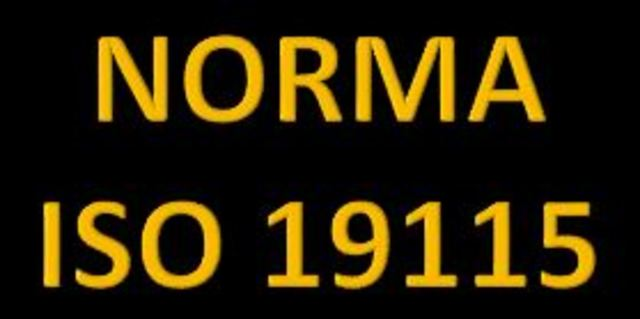 NORMA ISO 19115:2003