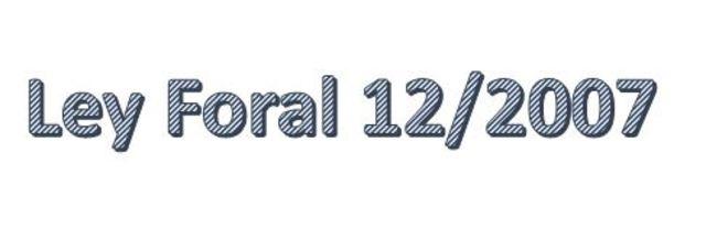 Ley Foral 12/2007. De Archivos Y Documentos, Articulo 2 F)