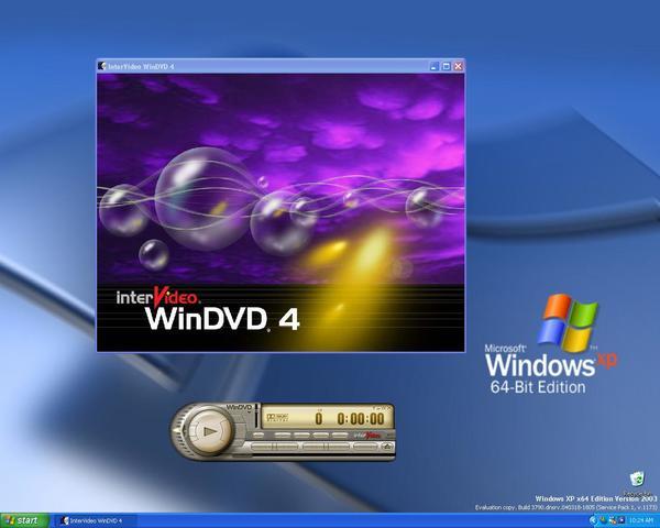 Windows XP edición de 64 bits