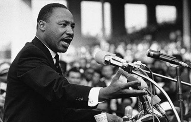 Muerte de Martin Luther King