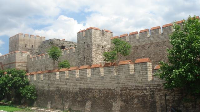 Theodosius II Wall