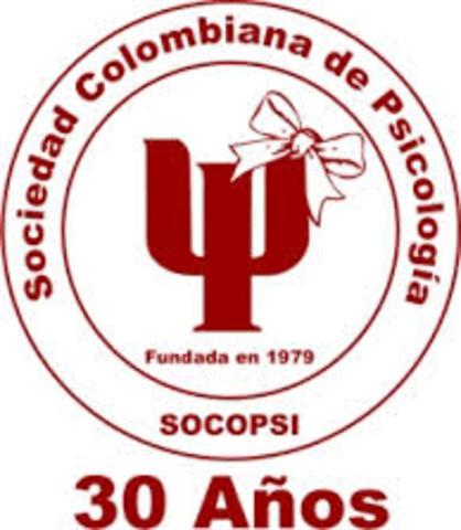 1978 SE FUNDA LA SOCIEDAD COLOMBIANA DE PSICOLOGÍA