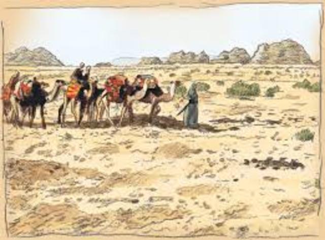 Ibn Battuta's Pilgrimage to Mecca