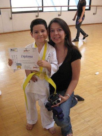 Entre al Karate