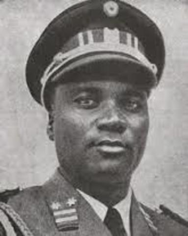 Death of President Juvenal Habyarimana