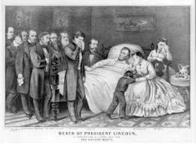 Lincoln's Slow Death
