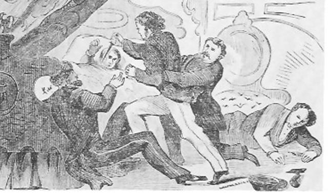 Assassination of Secretary of State Seward