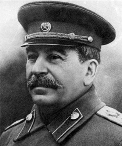 Fallecimiento de Stalin