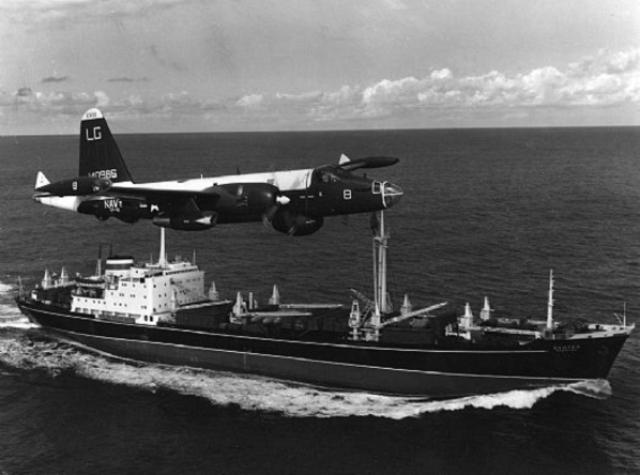 Bloqueo aéreo y naval de Cuba