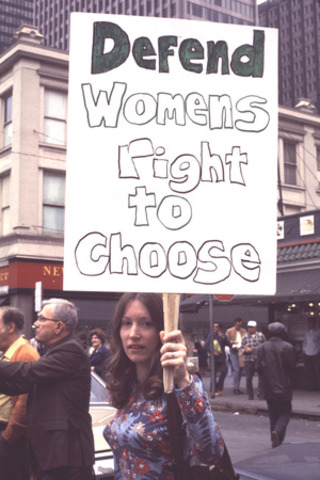 Abortion Legalized