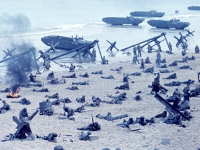 D- Day (Normandy Invasion)