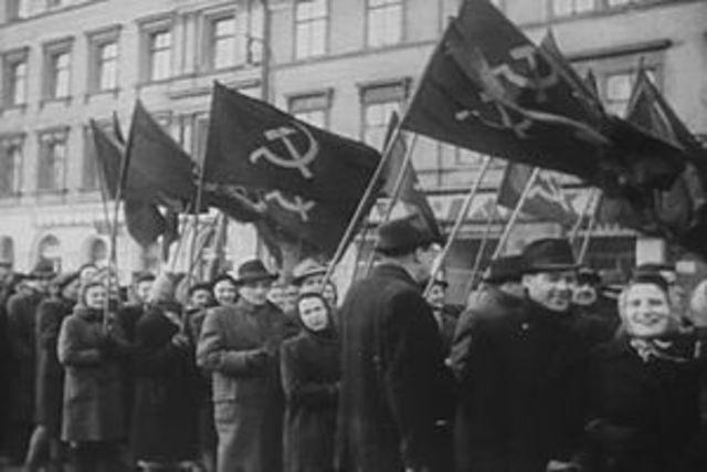 Golpe de Estado en Checoslovaquia