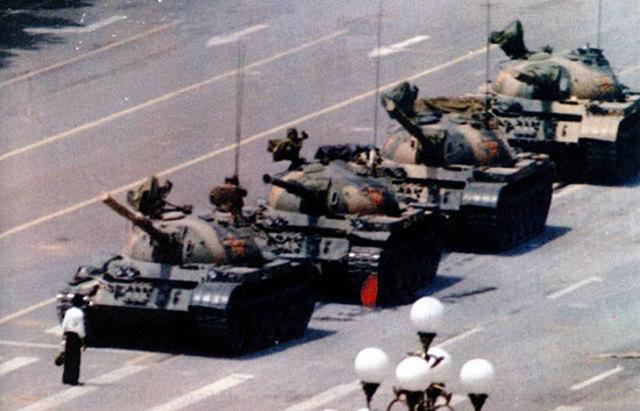 Revueltas de la plaza de Tiananmen