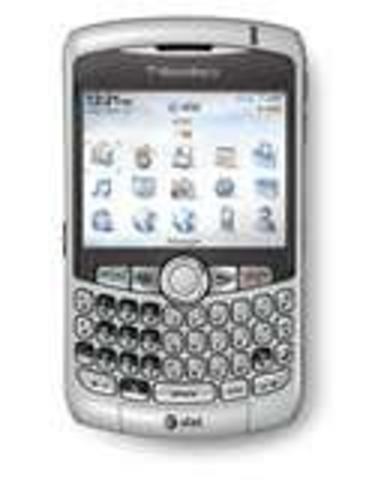 I get a Blackberry Curve